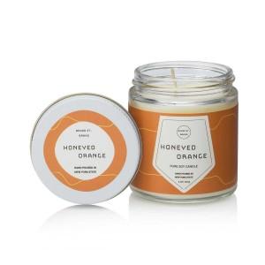 Honeyed Orange - 4 oz Candle