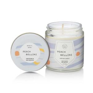 Peach Bellini - 4 oz Candle