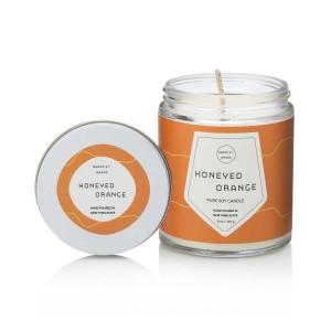 Honeyed Orange - 6 oz Candle