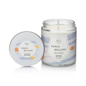 Peach Bellini - 6 oz Candle