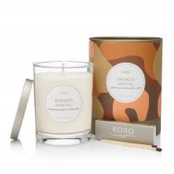 Bougie Kobo Smoked Santal