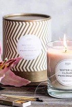 Collection AURELIA bougies parfumées KOBO Candles 100% cire de soja