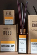 Room diffusers by KOBO Candles are alcohol-free, VOC-compliant, phthalate-free, and IFRA/RIFM-approved.