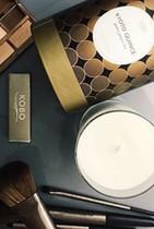 Collection FILAMENT bougies parfumées KOBO Candles 100% cire de soja