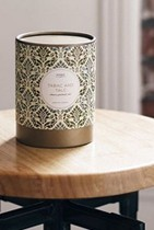 Collection MOTIF bougies parfumées KOBO Candes 100% cire de soja